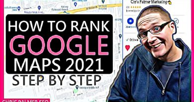 Google My Business: Rank #1 on Google Maps in 2021 (Local SEO)