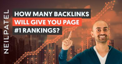 How Many Links You Actually Need To Rank Page One On Google