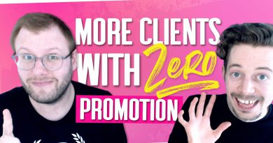 How to Get More Clients Without Promoting Yourself | Turn 1 Client into 5 in 3 Months 😲