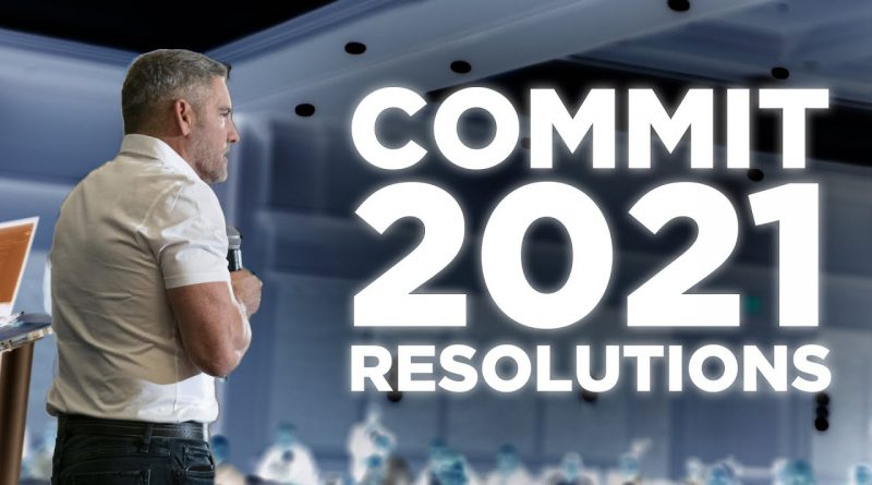 How to Keep 2021 New Year's Resolutions - Grant Cardone