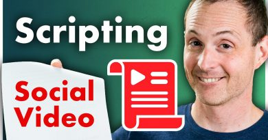 How to Script Videos for Social Media in 5 Steps