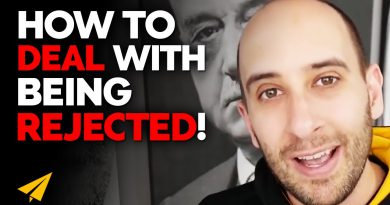 REJECTION Leads to SUCCESS! | Evan Carmichael | #Entspresso