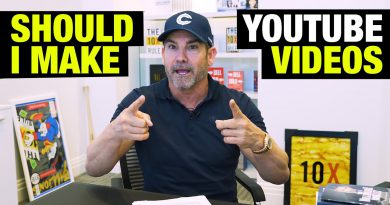 Should I make Youtube videos - Grant Cardone