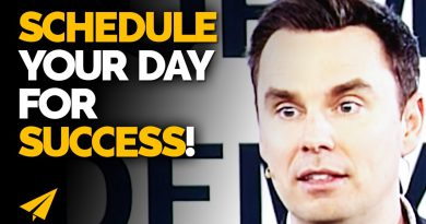 Start Your DAYS Like THIS in 2021 and You'll Get SUCCESS! | Brendon Burchard | #Entspresso