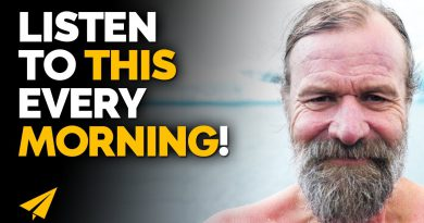 THIS Will Change Your LIFE! | AFFIRMATIONS for Health & Success | Wim Hof