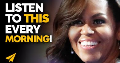 THIS Will Change Your LIFE! | AFFIRMATIONS for Success | Michelle Obama