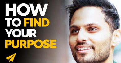 The ACTUAL STEPS You Need to Take to FIND PURPOSE! | Jay Shetty | #Entspresso
