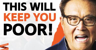 The RICH Vs POOR Mindset EXPLAINED! - Robert Kiyosaki & Dave Ramsey | Lewis Howes