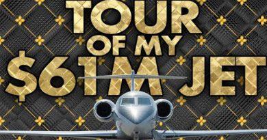 Tour of My $61M Jet - Grant Cardone