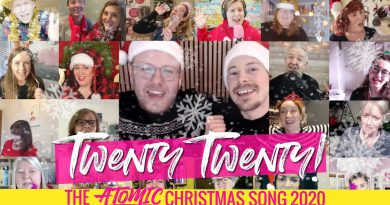 """Twenty Twenty"" (Santa Baby Spoof) 🎅  The ATOMIC Christmas Song 2020! 🎄"