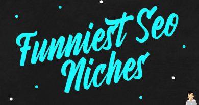 Funniest SEO Niches, Make Money in the Strangest of Niches