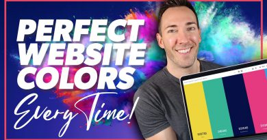 How to Choose the Perfect Colors for Your Website