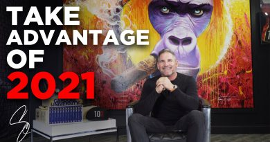 How to take advantage of 2021 - Grant Cardone