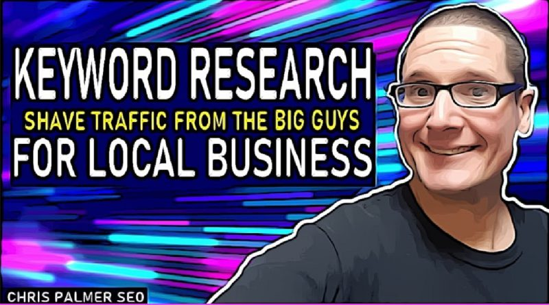 Keyword Research For Local SEO 2021