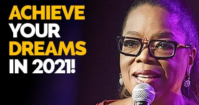 Let the UNIVERSE Help You ACHIEVE Your DREAMS! | Oprah Winfrey | #Entspresso