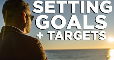 Setting Goals and Targets for 2021 with Grant Cardone