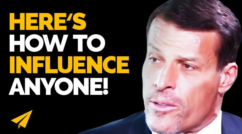 The SECRET Behind Getting What You WANT From OTHERS! | Tony Robbins | #Entspresso