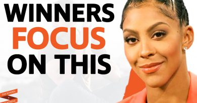 Use This WINNERS MINDSET Everyday To CHANGE YOUR LIFE | Candace Parker & Kobe Bryant