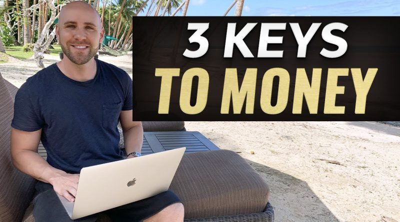 Want More Money? 💰 Master These 3 Keys To Winning With Money 🗝️