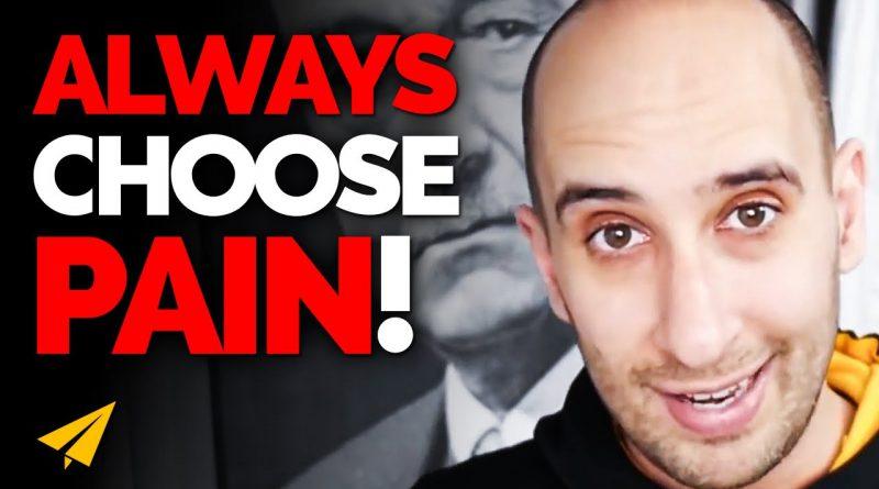 You MUST Choose PAIN! | Evan Carmichael | #Entspresso