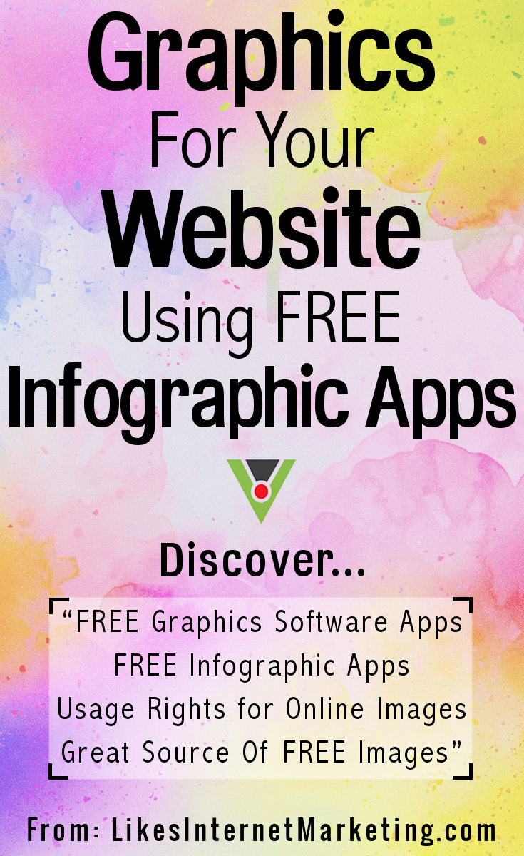 Graphics For Your Website Using Free Infographic Apps