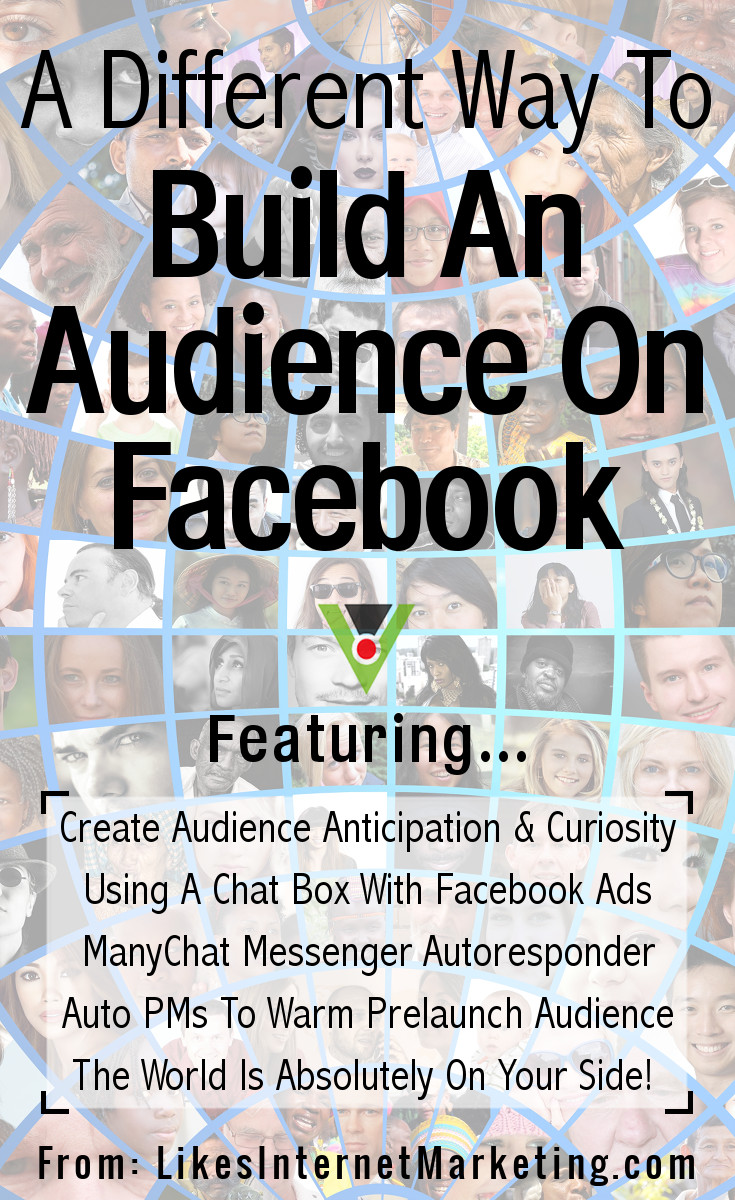 A Different Way To Build An Audience On Facebook