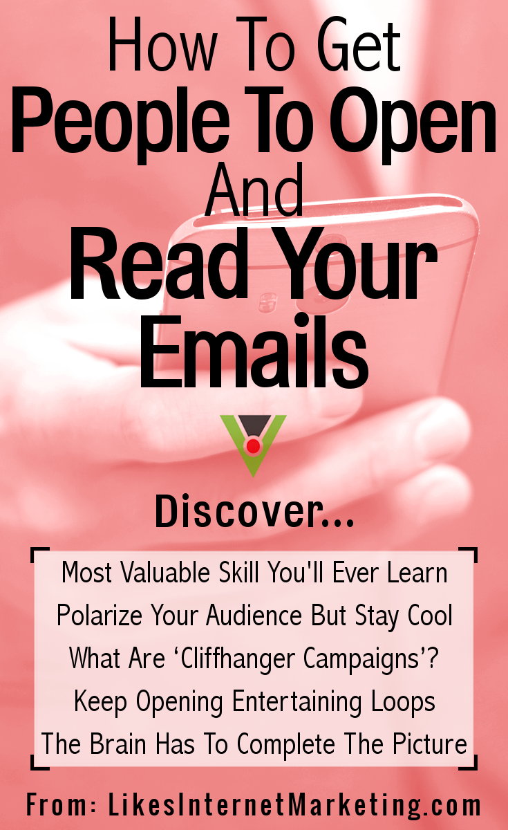 How To Get People To Open And Read Your Emails