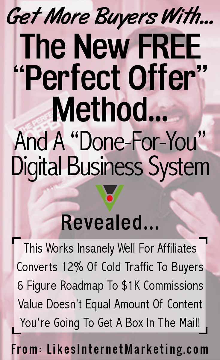 The Perfect Offer Method (FREE)