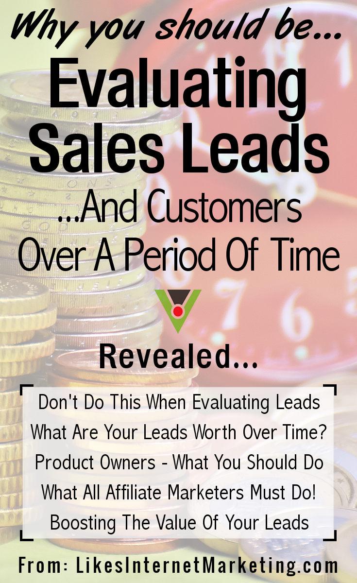 Evaluating Sales Leads
