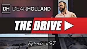 Dean Holland - The Drive E97