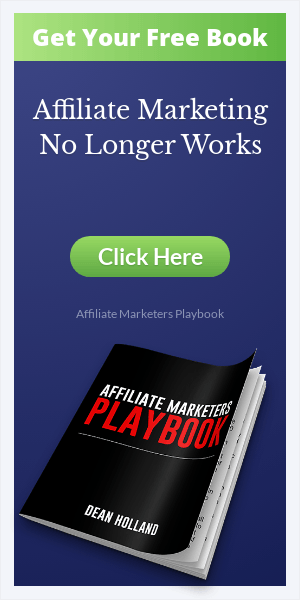 Affiliate Marketers Playbook Vertical 1