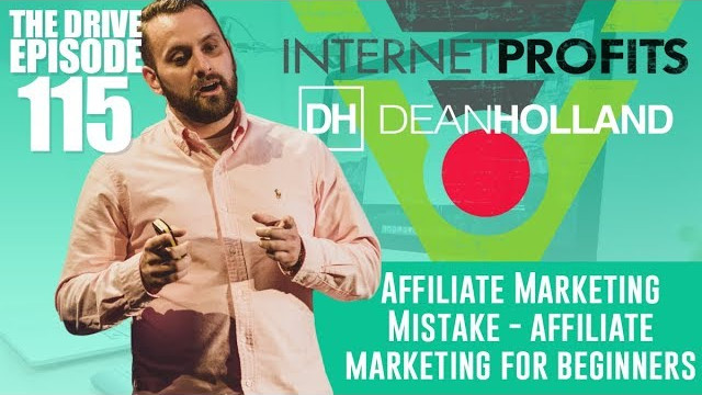 Affiliate Marketing Mistake