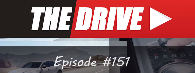 Dean Holland The Drive Episode 151