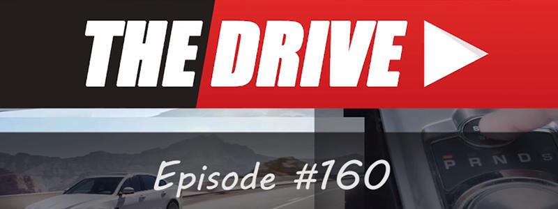 Dean Holland The Drive Episode 160