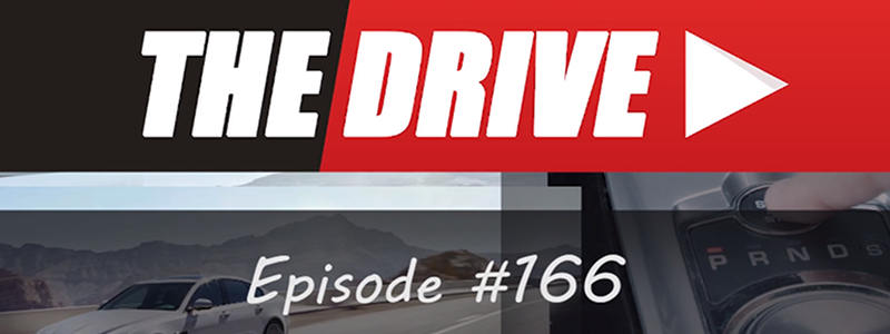 Dean Holland The Drive Episode 166