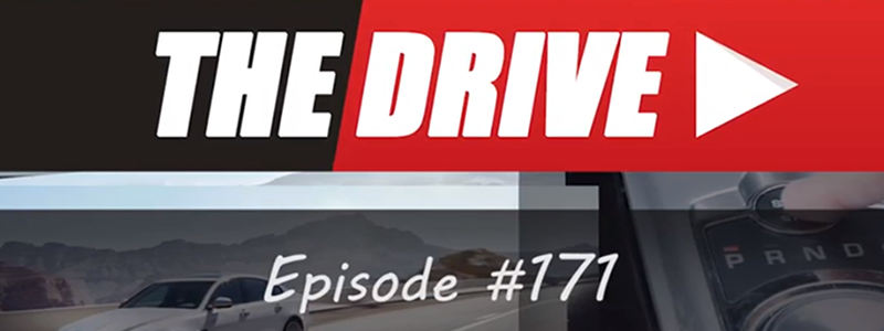 "Dean Holland's ""The Drive"" Episode 171"