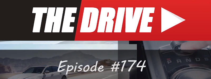 "Dean Holland's ""The Drive"" Episode 174"