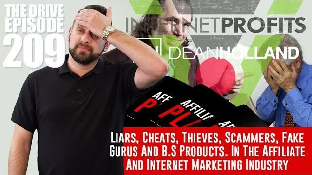 Fake Internet Marketing Gurus, Liars, Cheats, Scammers And BS Marketing Products