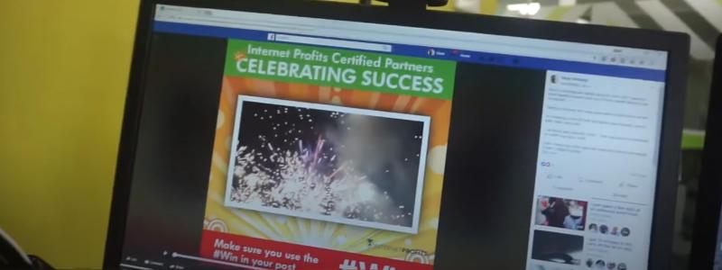 Internet Profits Certified Partners Celebrating Success