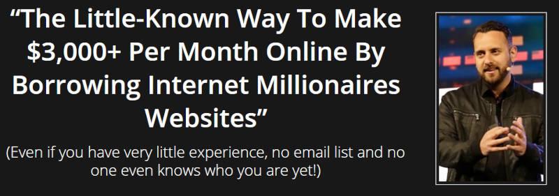 Borrowing Internet Millionaires Websites